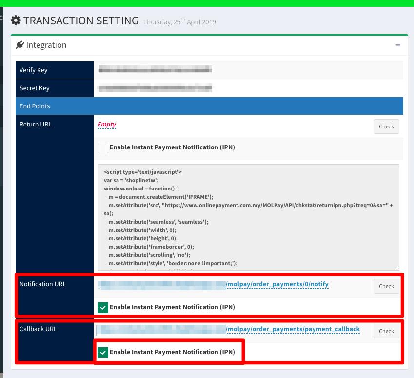 MOLPay Payment Options Setup – SHOPLINE FAQ